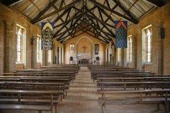 Внутри церков полета Livingstonia Стоковые Изображения RF