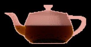 Внутри чайника Стоковые Фотографии RF