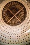 Внутри dovecote стоковое фото rf