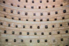 Внутри dovecote Стоковые Изображения RF