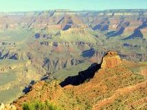 Внушительная южная оправа грандиозного каньона, Аризоны, США Стоковые Фотографии RF