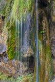 Внушительный маленький и милый водопад стоковое изображение rf
