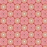 Внушительная kaleidoscopic безшовная картина Стоковое Фото