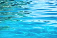 вода бассеина предпосылки Стоковые Фотографии RF