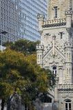 вода башни пейзажа осени Стоковые Фотографии RF