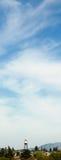 вода башни campbell стоковая фотография