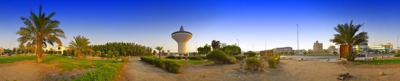 вода башни jeddah Стоковая Фотография