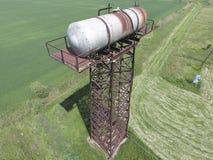вода башни moscow России kolomenskoe Стоковое Изображение RF