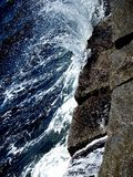 вода брызга Стоковое Фото