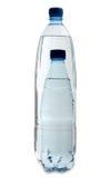 вода бутылок 2 Стоковое Изображение