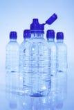 вода бутылок Стоковое фото RF