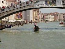 Вода Венеции Италии Стоковые Изображения