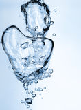вода взрыва Стоковые Фото