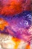 вода влияния психоделическая Стоковое Изображение RF