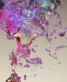 вода воздушных пузырей Стоковые Изображения RF