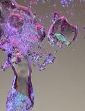 вода воздушных пузырей Стоковые Фотографии RF