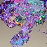 вода воздушных пузырей Стоковая Фотография RF
