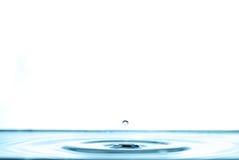 вода выплеска пузырей Стоковые Фотографии RF