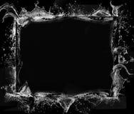 вода выплеска славы Стоковое фото RF