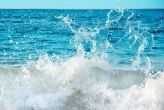 вода выплеска стоковая фотография