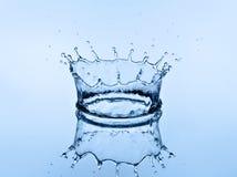 вода выплеска Стоковое фото RF