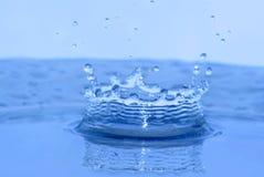 вода выплеска Стоковая Фотография RF