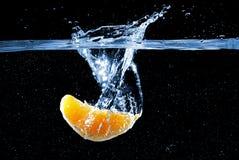 вода выплеска Стоковое Изображение RF