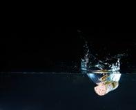 вода выплеска Стоковые Фотографии RF