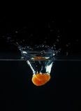 вода высушенная абрикосом Стоковое Изображение RF