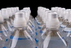 вода в бутылках Стоковая Фотография