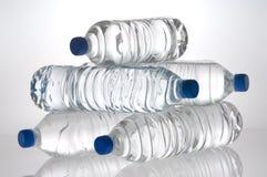 вода в бутылках Стоковое Изображение RF