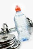 вода гантели Стоковое Изображение RF
