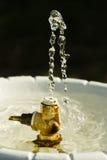 вода двигателя Стоковые Фото