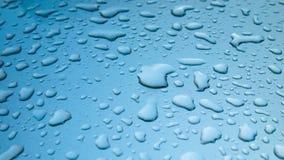 вода дождя падения Стоковое Изображение RF