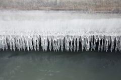 вода замораживания Стоковое Изображение RF