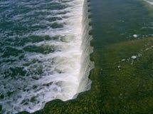 вода запруды Стоковые Фото