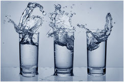 вода игр Стоковые Изображения RF