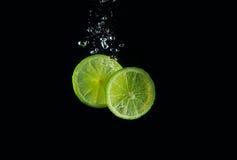 вода известки Стоковые Изображения RF