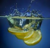 вода известки Стоковое Изображение