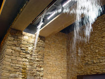 вода используемая украшением Стоковая Фотография RF