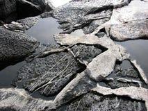 вода камней Стоковое Фото