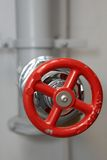 вода клапана трубы Стоковое фото RF