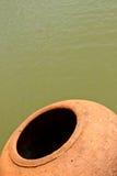 вода контейнера тайская Стоковое Фото
