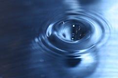 вода кратера Стоковые Изображения