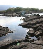 вода лавы Стоковые Изображения