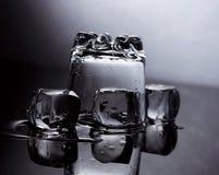 вода льда Стоковые Изображения RF