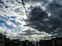 Вода любовь стоковое фото rf