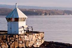 вода маяка Стоковые Фото