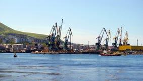 вода морского порта зоны Стоковое фото RF