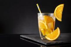 Вода настоянная апельсином Стоковое Изображение